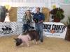 Reserve Grand Champion Swine - Olivia Van Donsel
